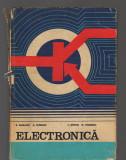 C9008 ELECTRONICA - E. DAMACHI, A. TUNSOIU, L. DOBOS, N. TOMESCU