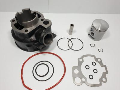 Kit Cilindru - Set Motor Scuter Yamaha Minarelli AM6 80cc - 47mm 2 Segmenti APA foto