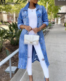 Geaca blug, 37, Albastru