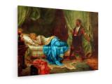 Tablou pe panza (canvas) - Hans Zatzka - Shakespeare, Othello