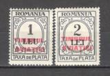 Romania.1931 Timbrul aviatiei-supr.  XR.490, Nestampilat