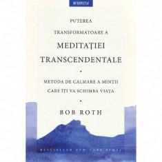Puterea transformatoare a meditatiei transcedentale, Bob Roth