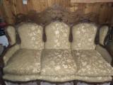 Canapea 3 locuri baroc
