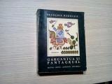 GARGANTUA SI PANTAGRUEL - Francois Rabelais - BENEDICT GANESCU (ilustratii)