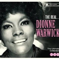 DIONNE WARWICK Real Dionne Warwick digipak (3cd)