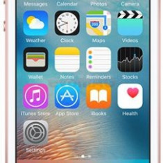 Telefon Mobil Apple iPhone SE, Procesor Dual-Core 1.8GHz, LED‑backlit widescreen Retina display Capacitive touchscreen 4inch, 2GB RAM, 16GB Flash, 12M, 4'', Smartphone, 640x1136 pixeli