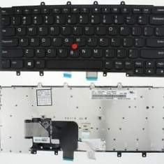 Tastatura laptop noua IBM Thinkpad X240 X240S X250 X260 X270 BLACK FRAME BLACK(For Win8.With Point) US