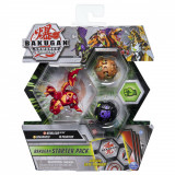 Set figurine Bakugan S2 Start - Dragonoid Howlkor si Pegatrix Ultra