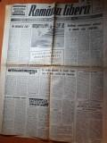 romania libera 11 aprilie 1990-miting la brasov,ion ratiu