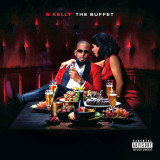 R. KELLY The Buffet Deluxe Version (cd)