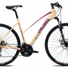 Bicicleta Oras Devron Cross LK2.8 L 520mm Pancake Dream 28