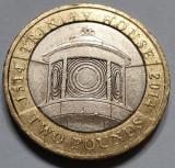 Monedă 2 pounds  / lire 2014 Marea Britanie, Trinity House, Europa
