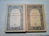 GRAFICA ROMANEASCA in Sec. XIX - 2 Vol. - Gh. Oprescu -1942/1945