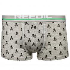 Boxeri pentru bărbați gri Bolf G522