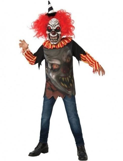 Costum carnaval - CLOVN INFRICOSATOR M