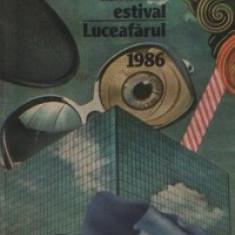 Istorii neelucidate - Almanah estival Luceafarul, 1986