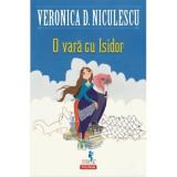 O vara cu Isidor,Autor: Veronica D. Niculescu