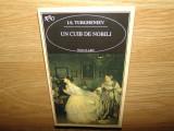 UN CUIB DE NOBILI -I.S.TURGHENIEV ED.RAO ANUL 1998