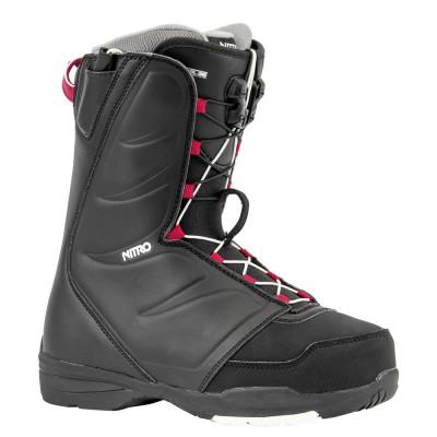 Boots Snowboard Nitro Flora TLS Black 2020 foto