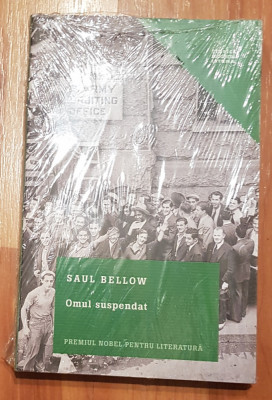 Omul suspendat de Saul Bellow foto