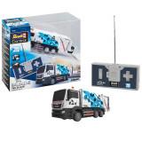 Cumpara ieftin Mini Garbage Truck, Revell-RV23486