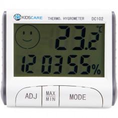 Termometru si Higrometru DC102