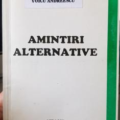 AMINTIRI ALTERNATIVE ANDREI VIC 2001 MISCAREA LEGIONARA DETINUT POLITIC LEGIONAR