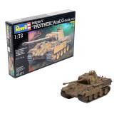Cumpara ieftin PzKpfw V PANTHER Ausf.G (Sd.Kfz. 171), Revell, 124 piese-RV3171
