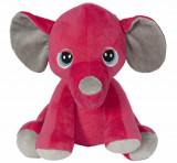 Cumpara ieftin Jucarie de plus Elefant roz, 23 cm