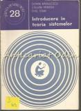 Introducere In Teoria Sistemelor - Dorin Radulescu, Stelian Minoiu, Emil Stan
