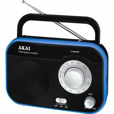 Radio portabil Akai PR003A-410 1W Negru