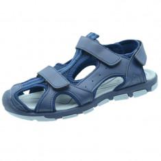Sandale ortopedice barbati Tom Miki C-T35-99-C-1, Bleumarin