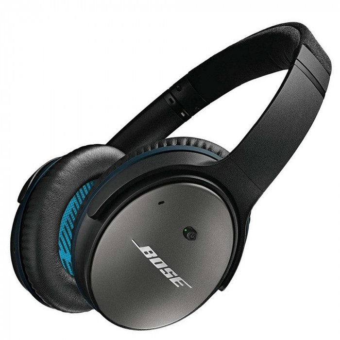 Resigilat : Casti audio Bose QuietComfort QC 25 Negru