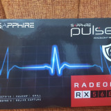 Placa Video Radeon RX 560 SAPPHIRE PULSE 4GB GDDR5 DirectX® 12 in GARANTIE, AMD