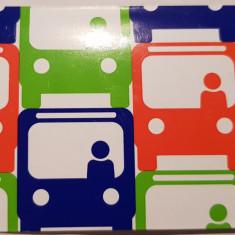Pentru colectionari, doua carduri transport in comun Quebec, Canada