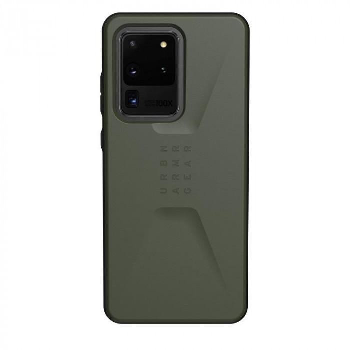 Carcasa UAG Civilian Samsung Galaxy S20 Ultra Olive Drab