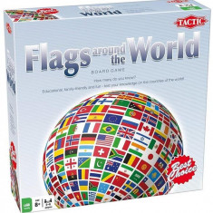 Joc Tactic Games Flags Around The World