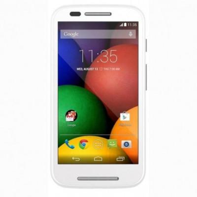 Telefon mobil Motorola XT1021 Moto E, White foto