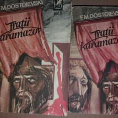 FRATII KARAMAZOV - DOSTOIEVSKI TD