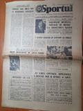 Sportul 27 iulie 1976-articolul - cu nadia comaneci gimnastica a devenit o arta