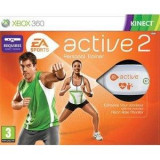 EA Sports Active 2 Kinect Compatible XB360
