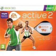 EA Sports Active 2 Kinect Compatible XB360