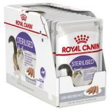 Cumpara ieftin Royal Canin Sterilised Loaf, 12 plicuri x 85 g