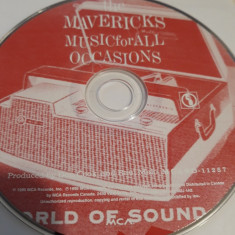 MUSIC FOR ALL OCCASIONS  - CD