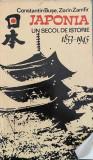 Japonia- un secol de istorie (1853-1945) Constantin Buse, Zorin Zamfir, Humanitas, 1990