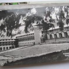 Carte postala- Poiana Brasov, hotelul turistic, Circulata, Fotografie
