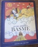 BASME  - PETRE ISPIRESCU  -  ( Ilustratii Done Stan   ) - 1978 , EDITIA 2