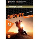 Cambridge English: Empower Starter (with Online Assessment and Practice, and Online Workbook)