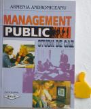 Management public Studii de caz Armenia Andronicescu