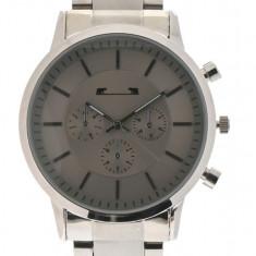 Ceas de mana barbati elegant, Argintiu Matteo Ferari -MF10025SILVERGRI